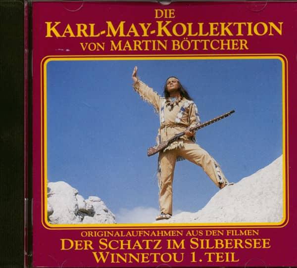Schatz Im Silbersee - Winnetou 1. Teil (CD)