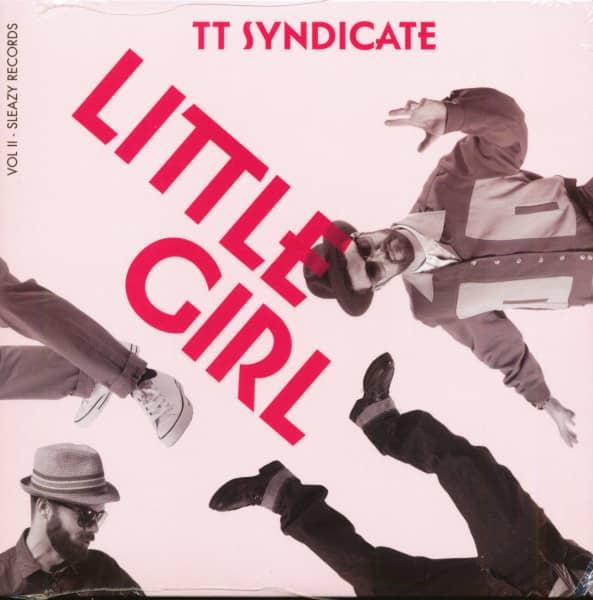 Little Girl (7inch, 45rpm, PS, Ltd.)