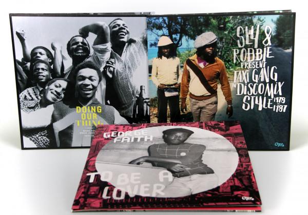 Reggae - Cree Records Bundle (3-LP)