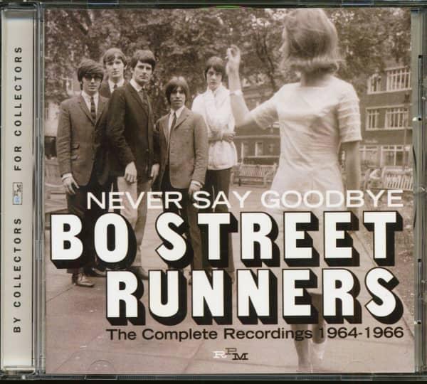 Never Say Goodbye (CD)