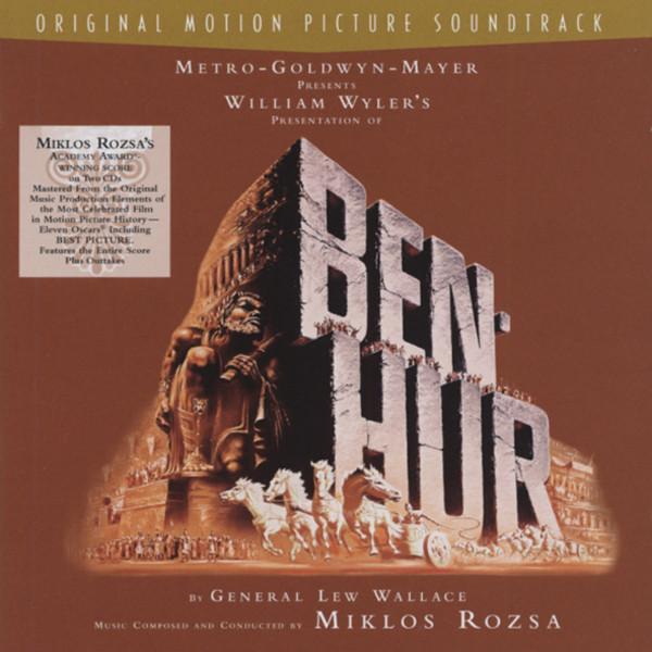 Ben Hur (1959) - Original Soundtrack (2-CD)