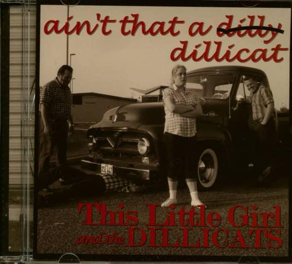 Ain't That A Dillicat (CD)