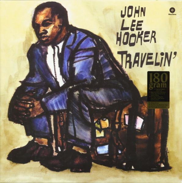 Travelin' (LP, 180g Vinyl, Ltd.)