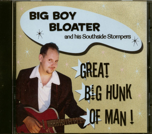 Great Big Hunk Of Man! (CD)