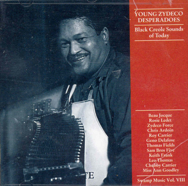 Vol.8, Swamp Music - Young Zydeco Desperados