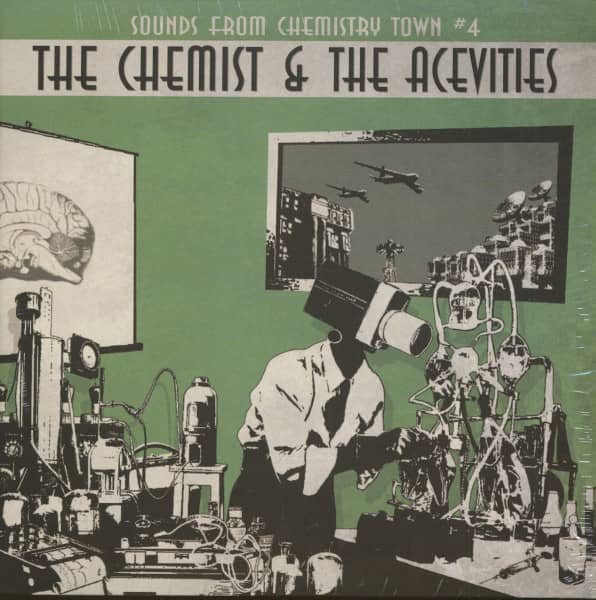 Sounds From Chemistry Town No. 4 (LP)