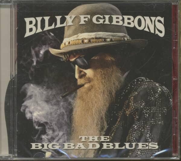 The Big Bad Blues (CD)