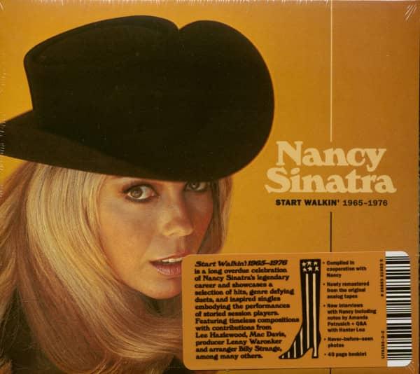 Start Walkin' 1965-1976 (CD)
