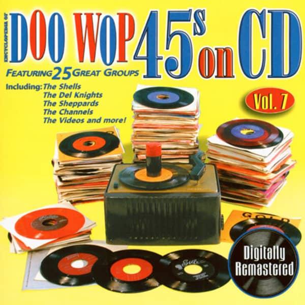Vol.7, Doo Wop 45s On CD
