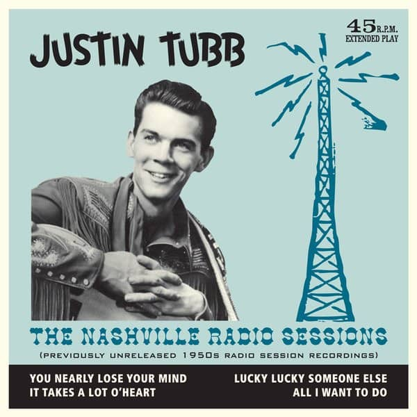 The Nashville Radio Sessions (EP, 7inch, 45rpm, PS, Ltd.)