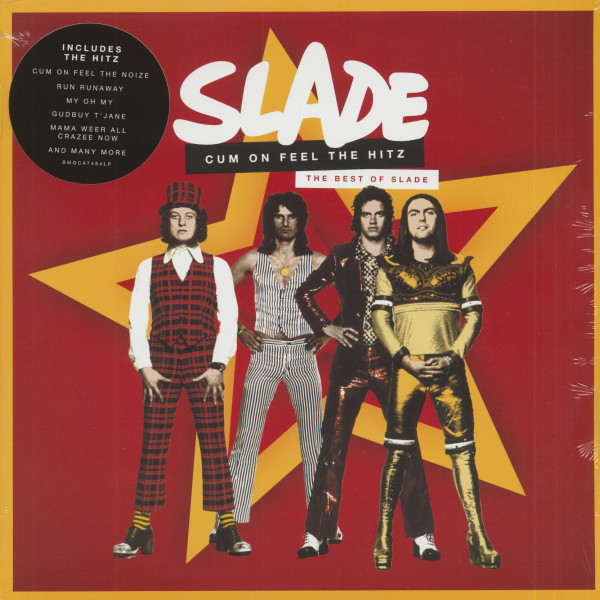 Cum On Feel The Hitz - The Best Of Slade (LP)