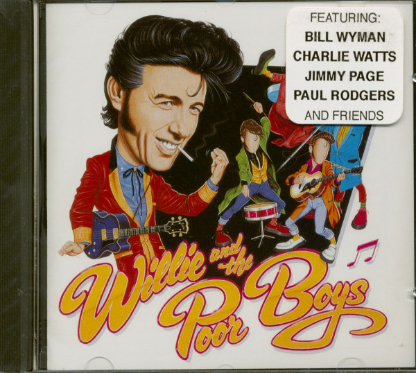 Willie And The Poor Boys (CD)