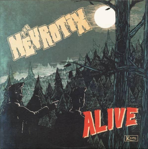 Alive (LP)
