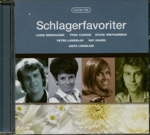 Schlagerfavoriter Vol.3 (CD)