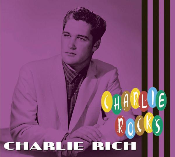 Charlie Rich - Charlie Rocks
