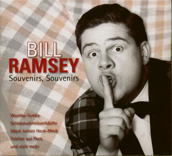 Souvenirs, Souvenirs (CD)