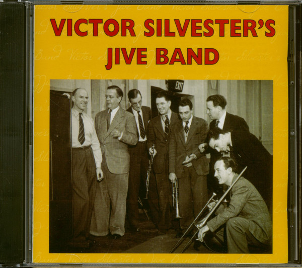 Victor Silvester's Jive Band 1943-1945 (CD)