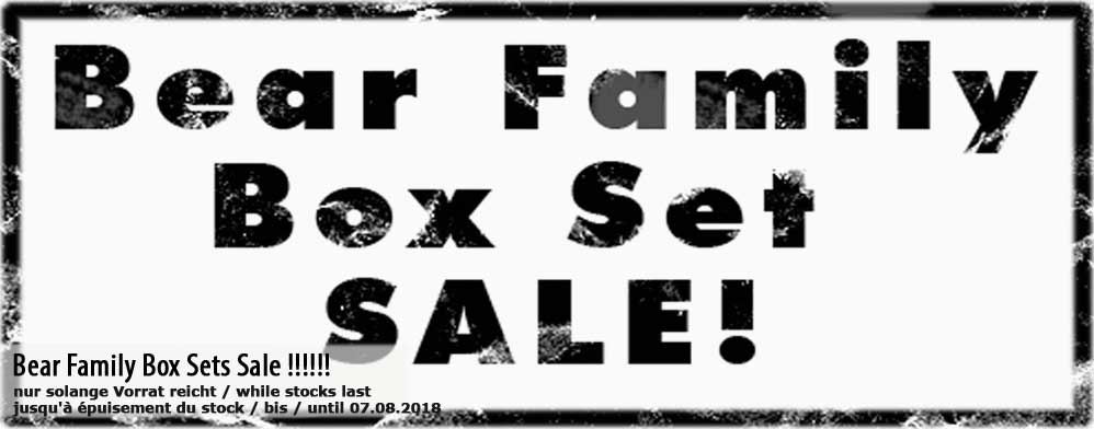 Bear Box Set Sale