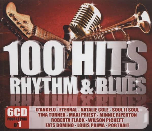 100 Hits Rhythm & Blues (6-CD)