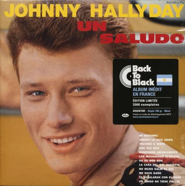 Un Saludo (LP & Download, 180g Vinyl, Ltd.)