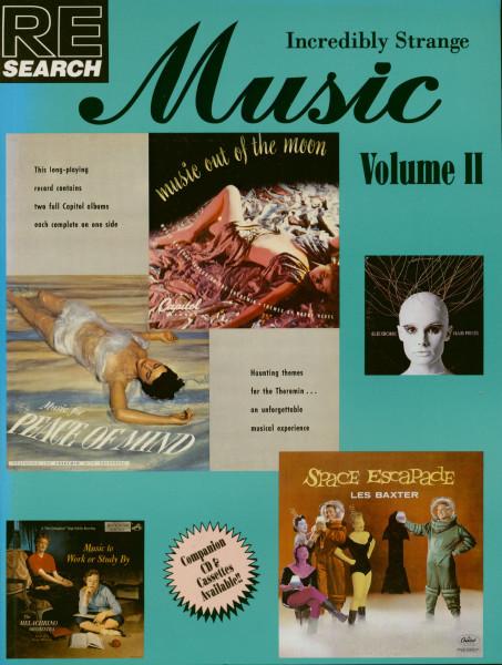 V.Vale - Andrea Juno - Inredibly Strange Music Vol.2