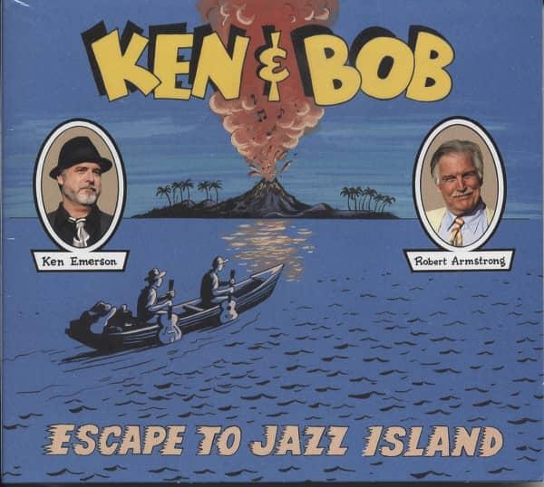 Escape to Jazz Island