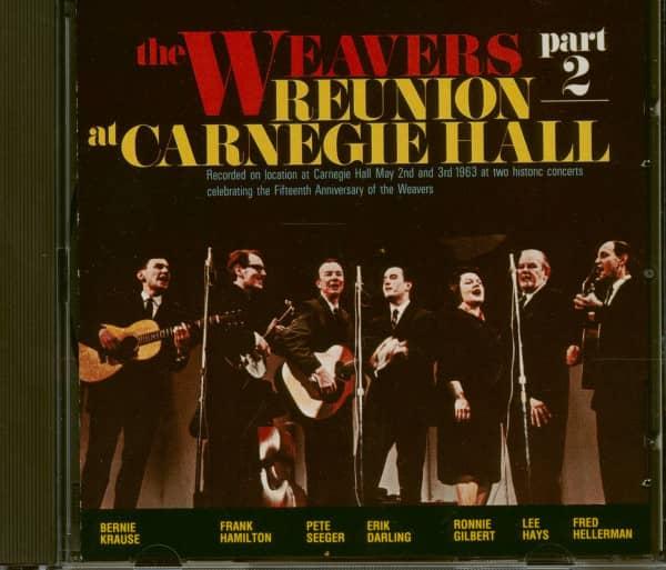 Reunion At Carnegie Hall Vol.2