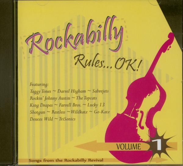 Rockabilly Rules OK! (CD)