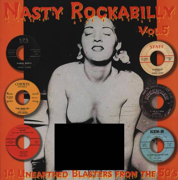 Vol.5, Nasty Rockabilly
