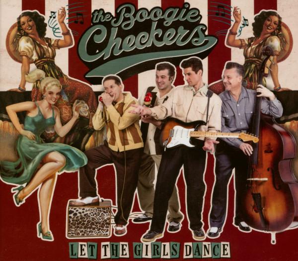 Let The Girls Dance (CD)