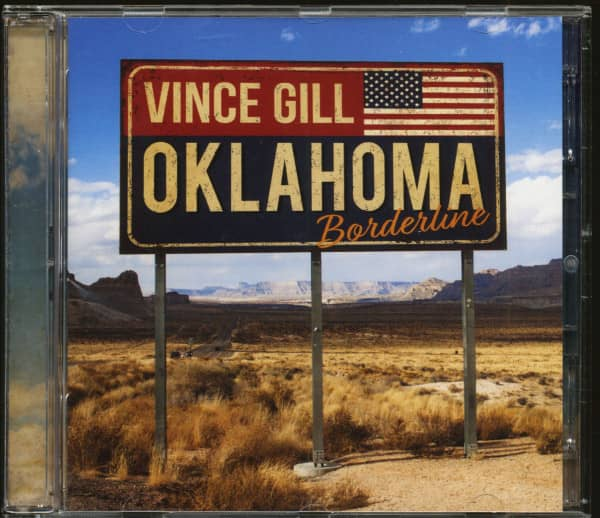Oklahoma Borderline (2-CD)