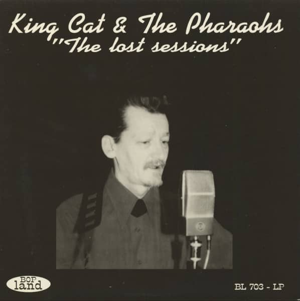 The Lost Sessions (LP)