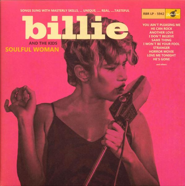 Soulful Woman (LP)