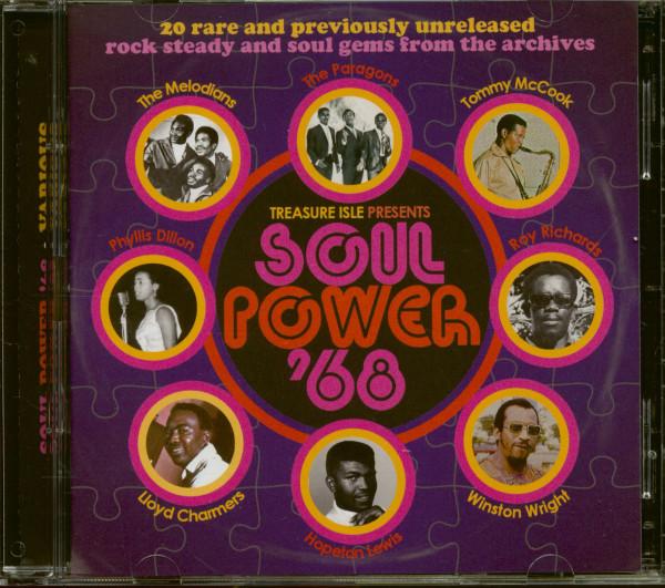 Soul Power '68 (2-CD)
