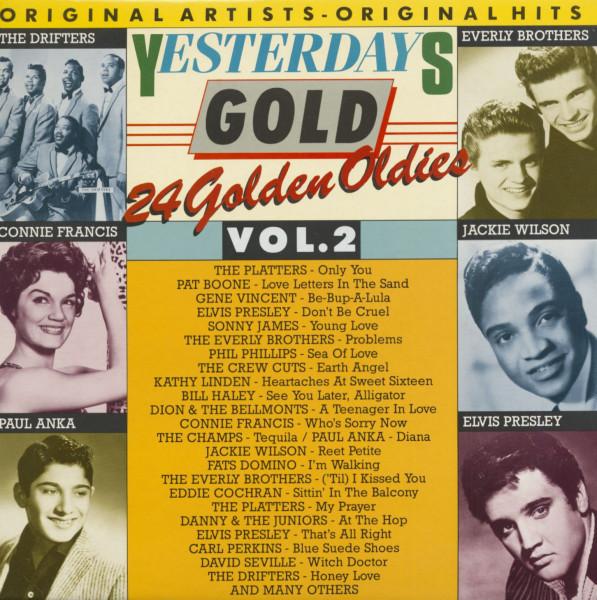 24 Golden Oldies Vol.2 (LP)