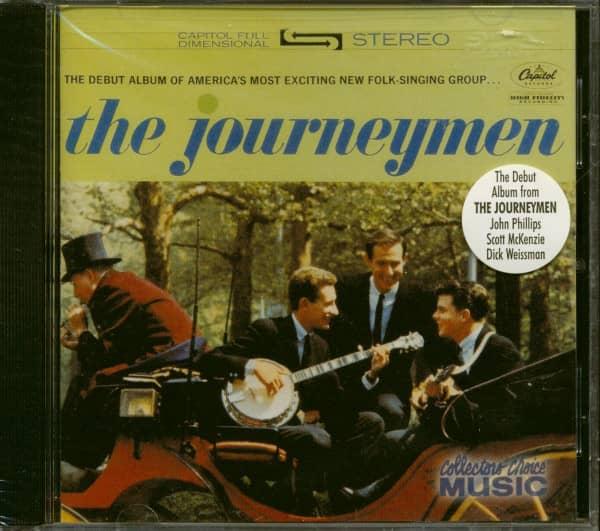 The Journeymen (CD)