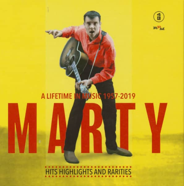 A Lifetime In Music 1957-2019 (4-CD)