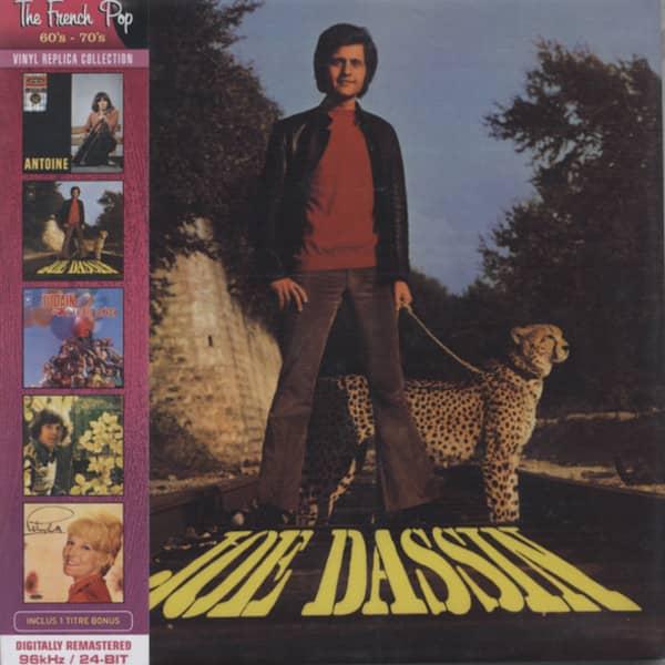 Joe Dassin (1970)...plus (Limited 3.000)