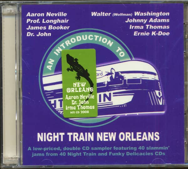 An Introduction To: Night Train To New Orleans (2-CD)