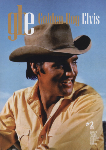 Golden Boy Elvis - Fachmagazin 2-2012