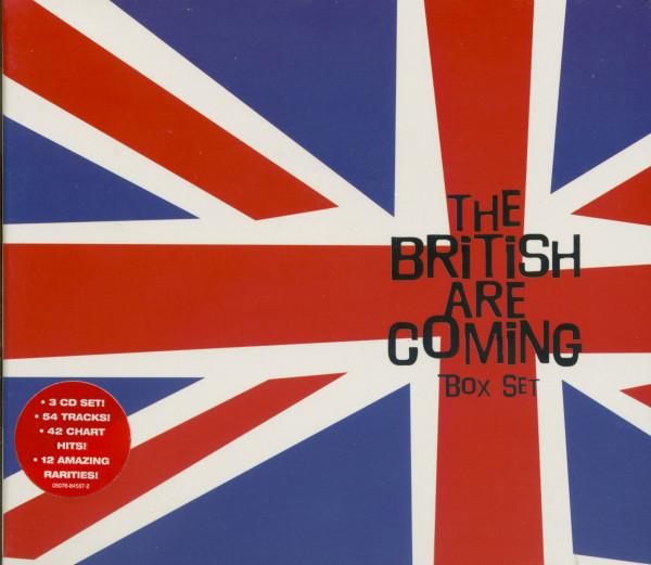 The British Are Coming - Box Set (3-CD)