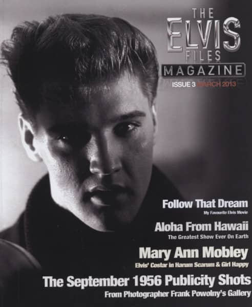 The Elvis Files Magazine #03 - March 2013