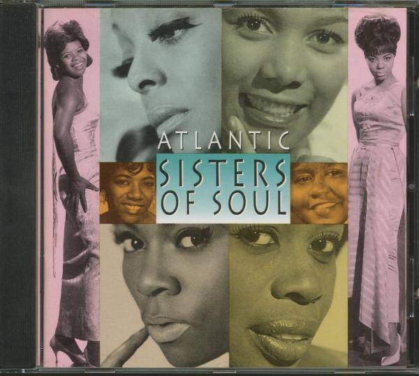 Atlantic Sisters Of Soul (CD)