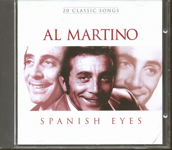 Spanish Eyes (CD)