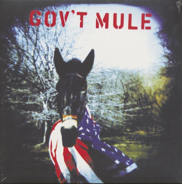 Gov't Mule (2-LP)