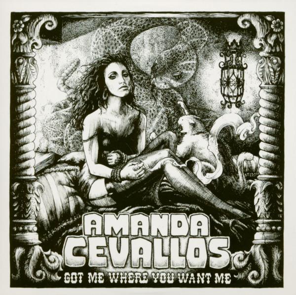 Got Me Where You Want Me (CD)