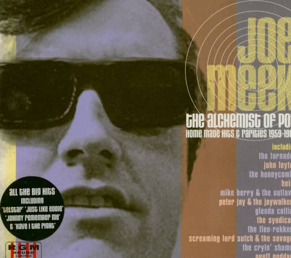 Joe Meek - The Alchemist Of Pop (2-CD)