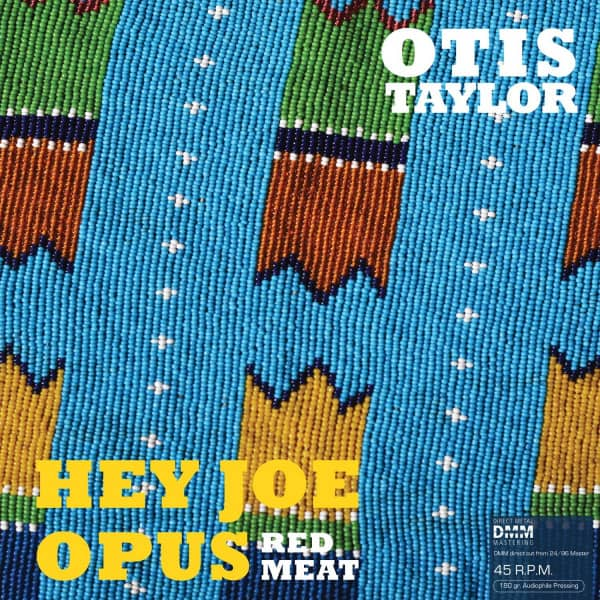 Hey Joe Opus Red Meat (180g) (Limited Edition) (45 RPM) (2-LP)