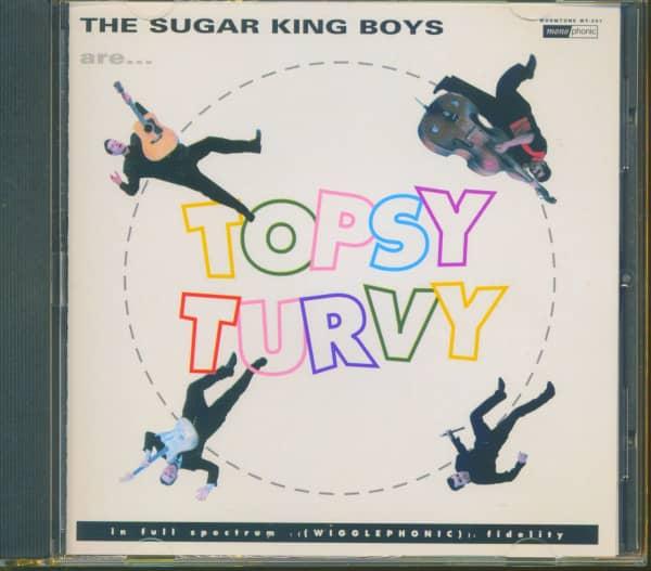 Topsy Turvy (CD)