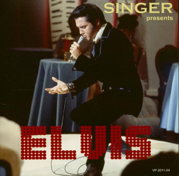 Singer Presents Elvis (CD)